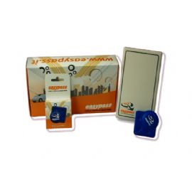 KIT APRICANCELLO EASY PASS TAG SISTEMA MANI LIBERE